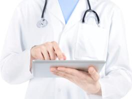 doctor healthcare BYOD tablet IT