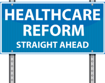 healthcare reform straight ahead